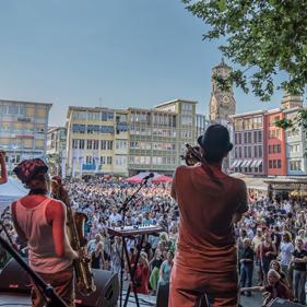 Sommerfestival der Kulturen