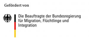 gefoerdert von der Beauftragten der Bundesregierung für Migration, Flüchtlinge und Integration